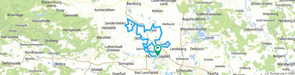 Halle - Halle