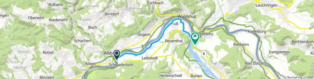 4-Albbruck-Koblenz