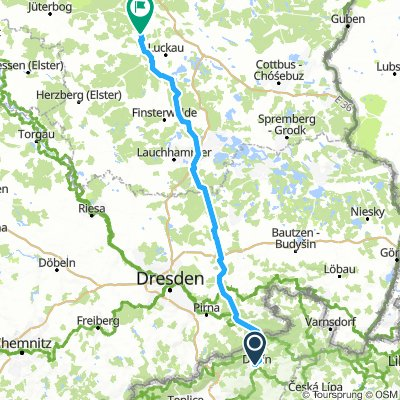 Day 2 Decin to drahnsdorf