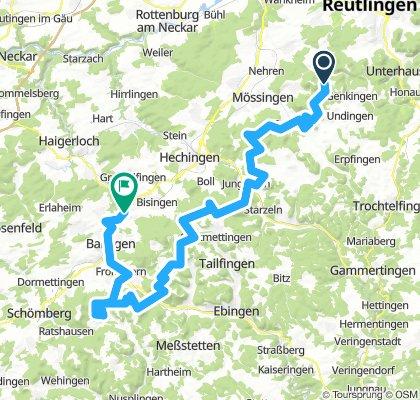 Schwebische Alp
