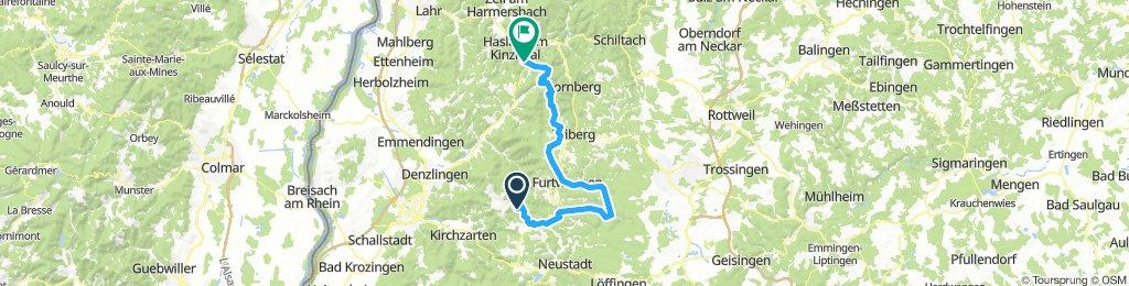 Schwarzwald 2018, 3. Etappe