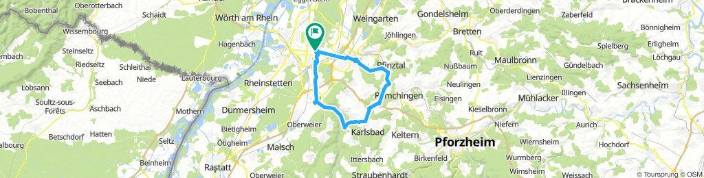 Karlsruhe - Pfinztal