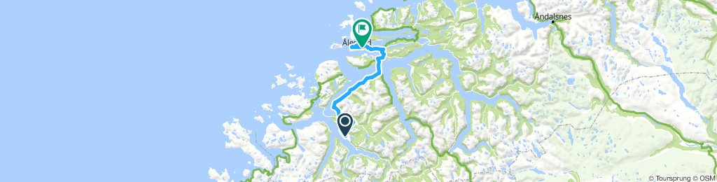 Norway 14: Volda-Alesund