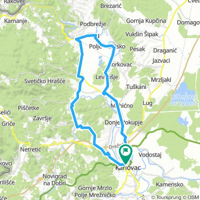 Fun and easy route