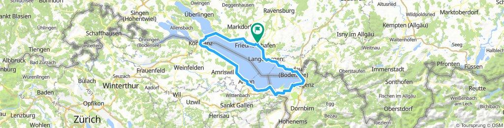 Friedrichshafen - Bodensee-Rundfahrt - 17. SlowUp Bodensee-CH - 2018-08-26 - eMTB25
