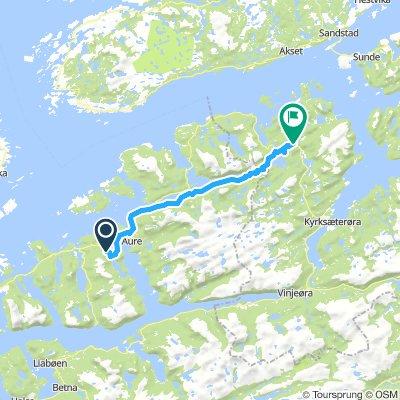 Norway 22: near Mjosundbrua-near Hellandsjoen