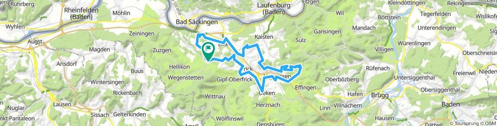 MTB Schupfart 2018 40 km