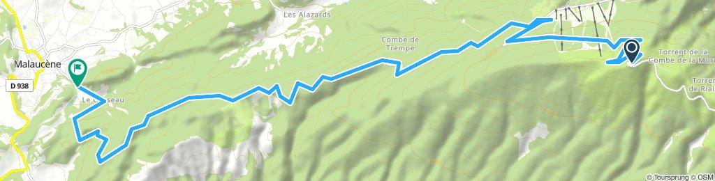 Mont Ventoux Malauscène