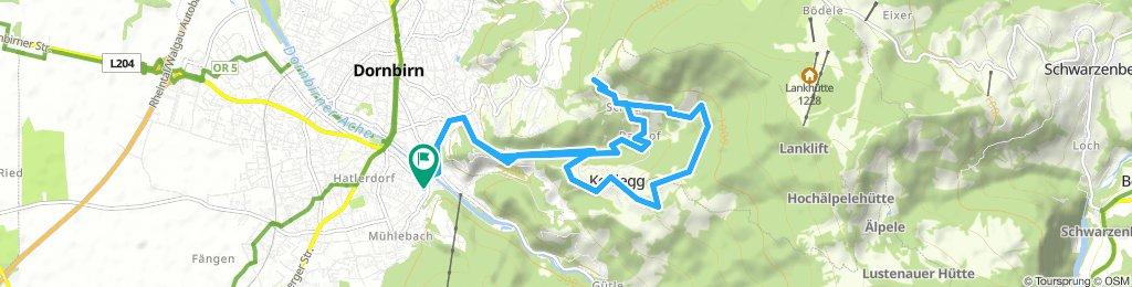 Dannerbruck-Kehlegg-Schwefel-Schauner-Schwende Alp-Eisenharz-Dannerbruck😅