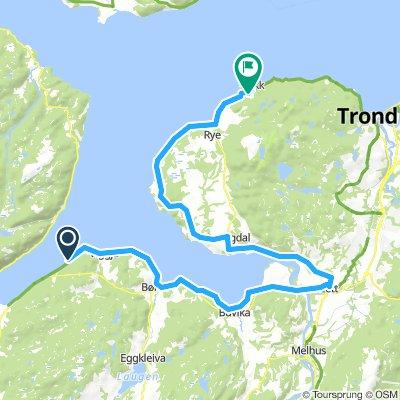 Norway 25: past Orkanger-Flakk