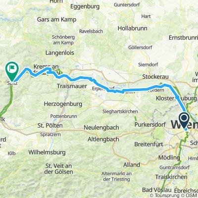 Wien - Spitz/Donau