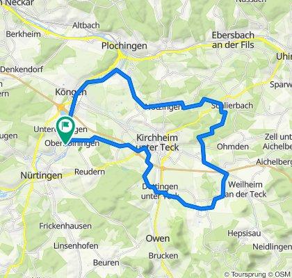 Rund um Kirchheim