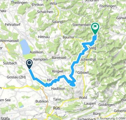 1/2 Genuss Zürcher Oberland