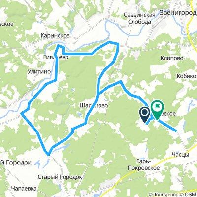 покровское 50 км