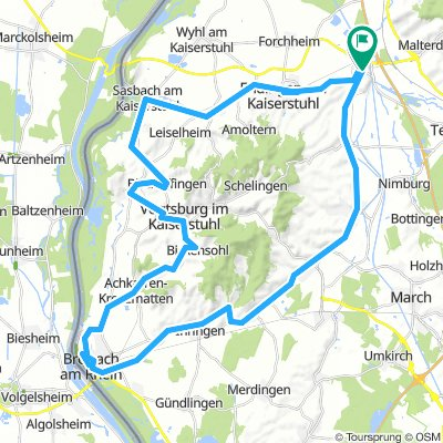 01-03 Kaiserstuhl_Tour 3_Rebenbummler