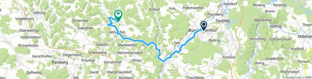 Burglengenfeld to HTA