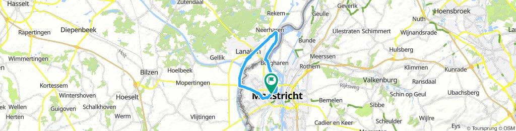 Extensive Mittwoch Track In Maastricht