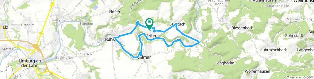 Long Mittwoch Route In Runkel