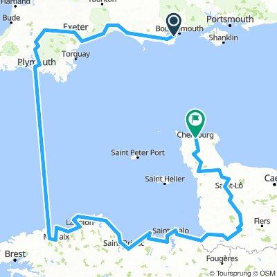 Tour De Manche: All Tracks
