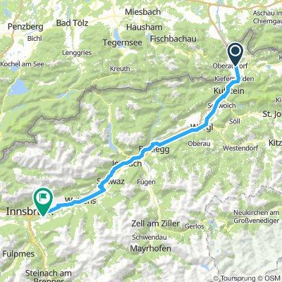 BORA and Friends Fanride zur WM nach Innsbruck