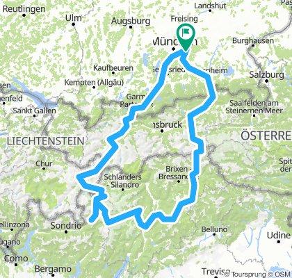 Top 3 Giro Mountains