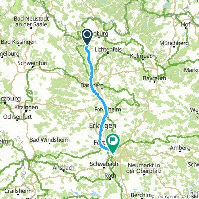 Jakobsweg per Rad (Potsdam - Santiago) Teil 05