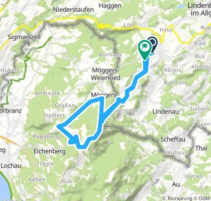 Scheidegg-Lutzenreute