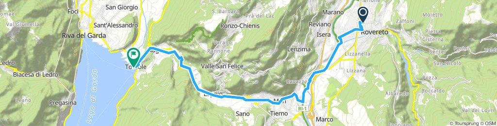Rovereto- Torbole