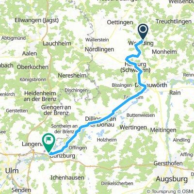 Jakobsweg per Rad (Potsdam-Santiago) Teil 07