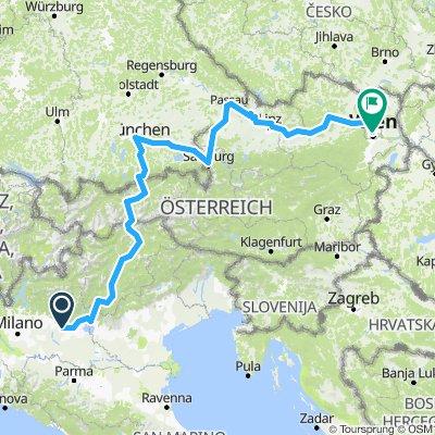 Giro Comp. con Monaco