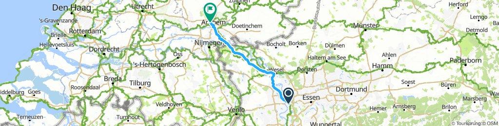 Duisburg-Arnhem