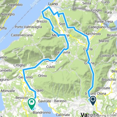 Varese last rec