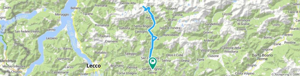 San Pellegrino Terme - Passo San Marco