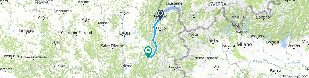 Francja 18'-dzien 2- 07.08.18