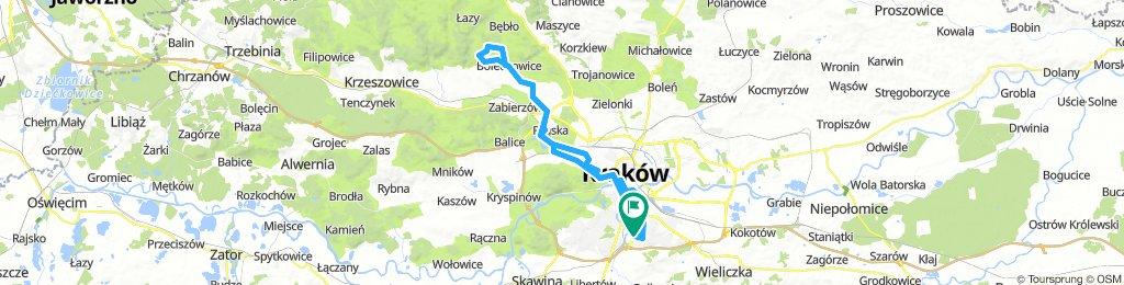 Dolina Bolechowicka + Kobylanki