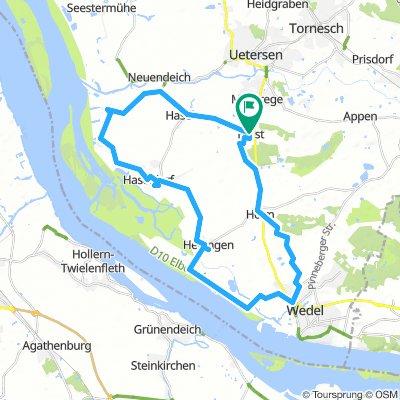 Rundweg Heist Wedel