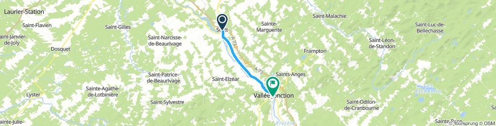 Scott @ Ste-Marie @ Vallé-Jonction