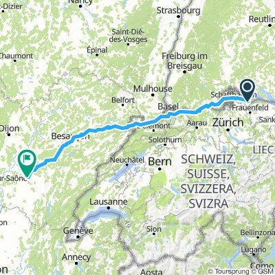 Stein am Rhein - Torpes
