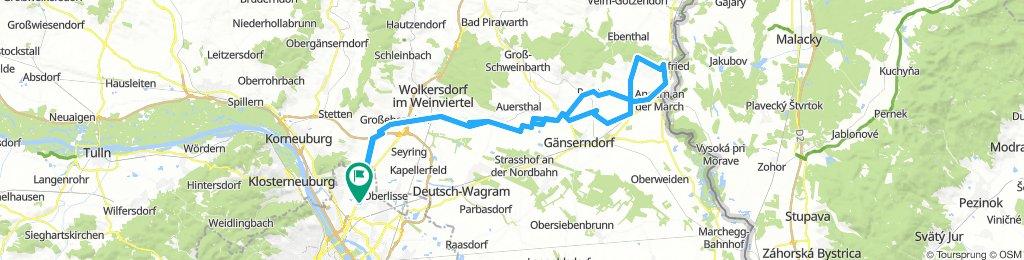 2018-08-15 Stammersdorf nach Stillfried