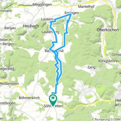 tour 1: Orchideenweg