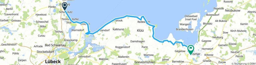 Ostseeküste Mecklenburg Vorpommern I