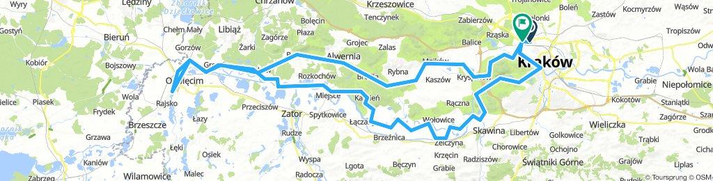 Kraków-Oświęcim-Kraków