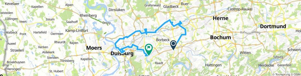 Industrietour West Ruhrgebiet