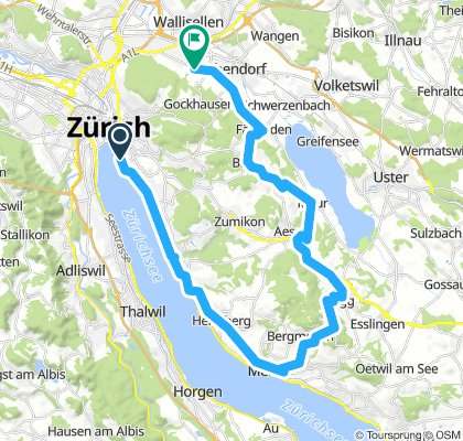 Work - Uetikon am See - Egg - Stettbach