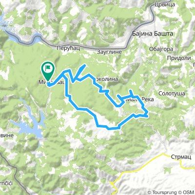 Serbia - Tara National Park - medium