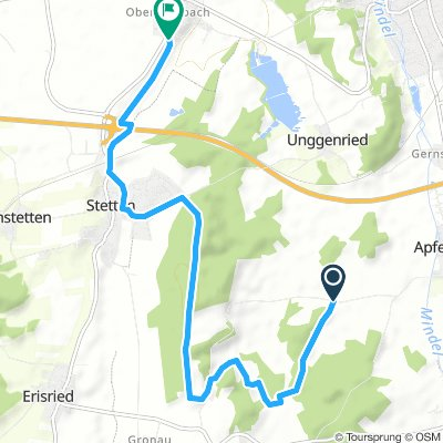 Long Mittwoch Route In Apfeltrach