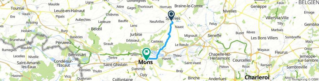 Soignies-Mons