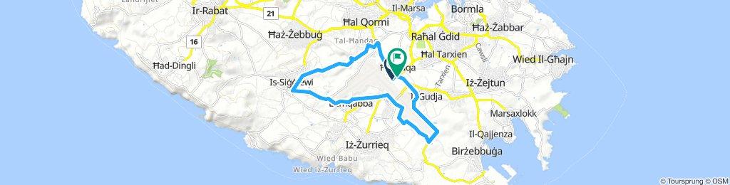 20.30 - Luqa, Malta
