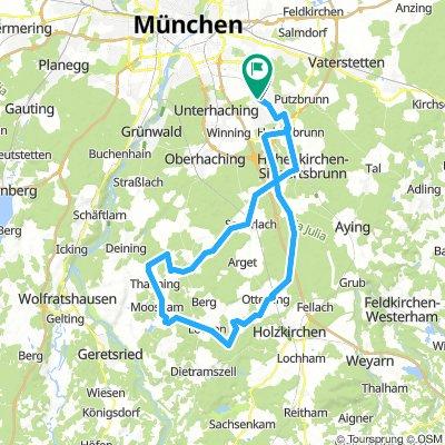 RR Riemerling - Oberlandtour
