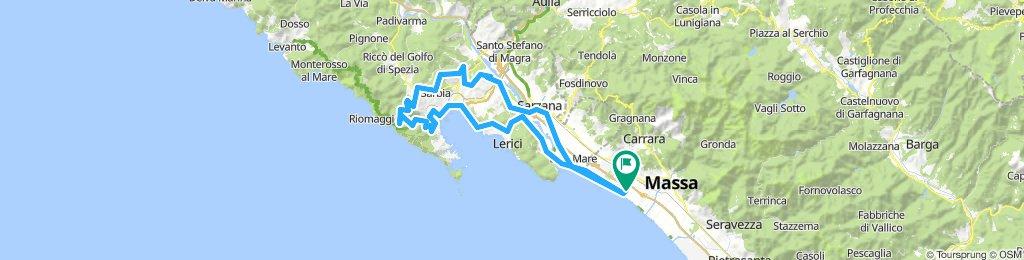 La Spezia Tour